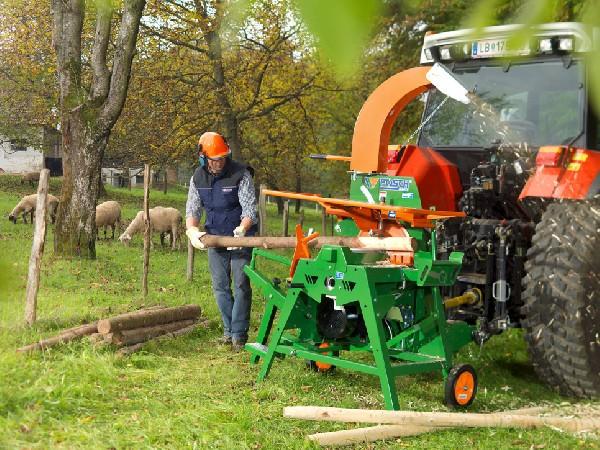 Posch , machine à bois
